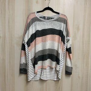 ✨3 for 20✨Stripe Sweater Size XXL by My Story
